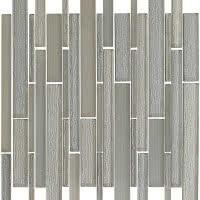 Metallics - Plomo - Size 12x12 mosaic nominal