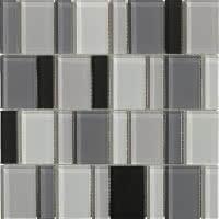 Uptown - Dark - Size 12x12 mosaic nominal