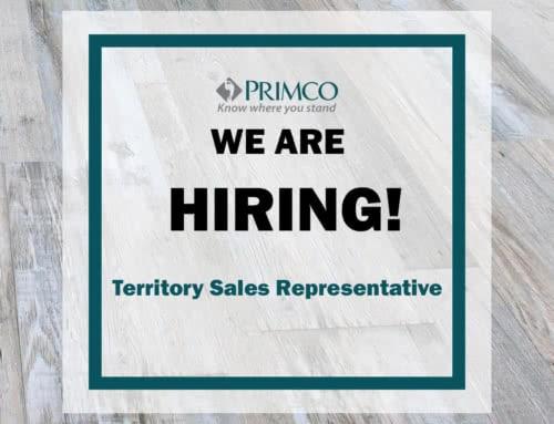 Winnipeg Territory Sales Representative