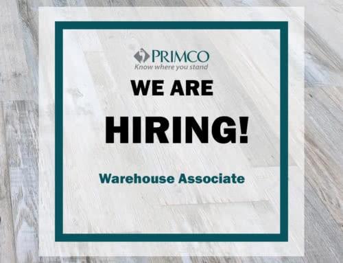 Warehouse Associate – Edmonton, AB